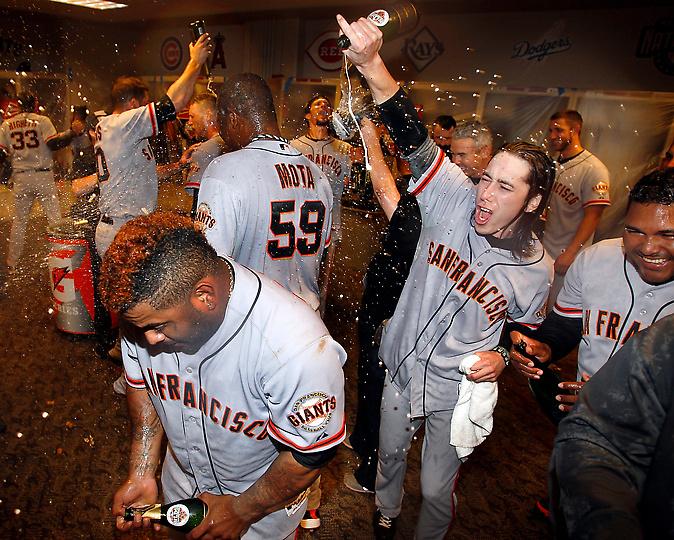Giants 2012 I