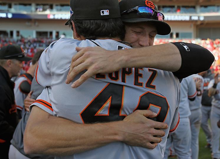 Giants 2012 III