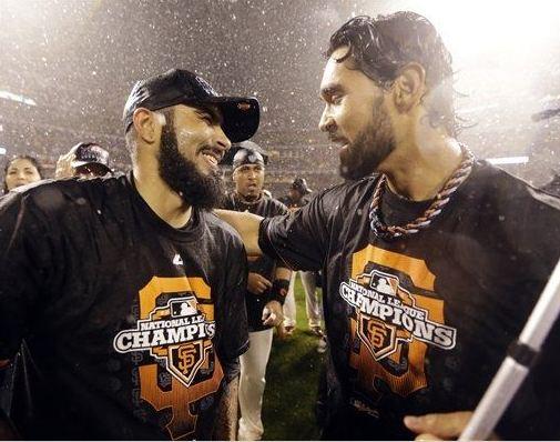 Giants 2012 VI