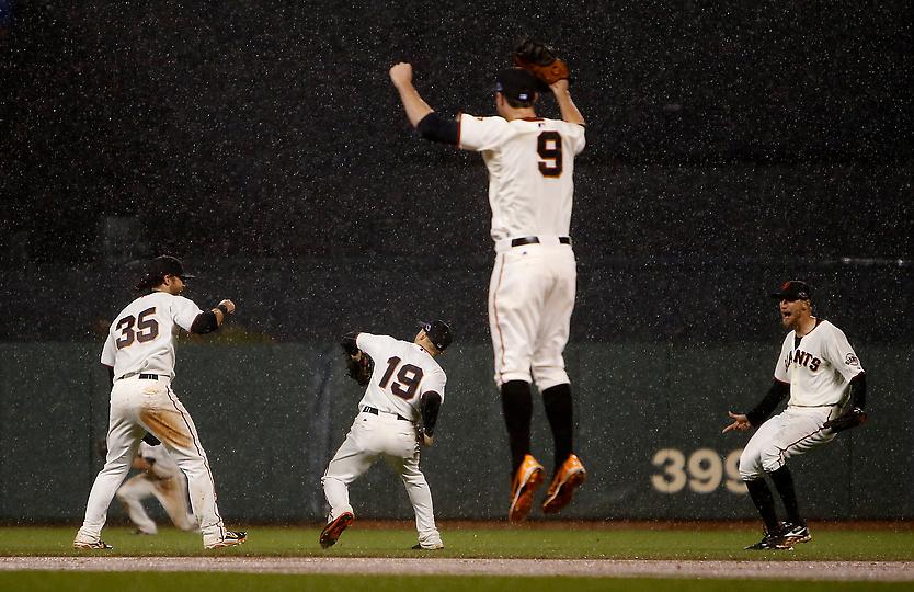 Giants 2012 VII