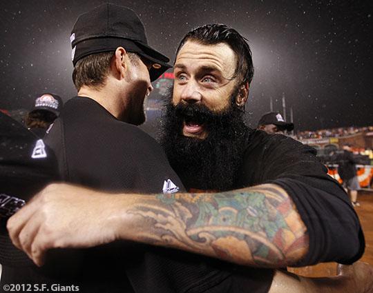 Giants 2012 VIII