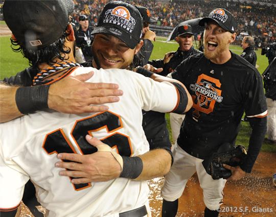 Giants 2012 VIIII