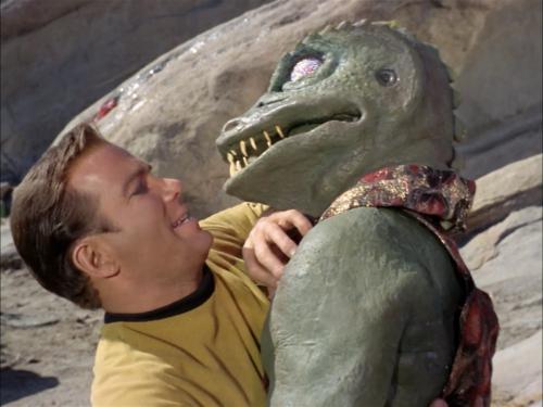 Kirk & Gorn
